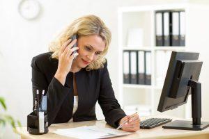 Woman financial advisor private coaching client